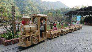 林班道紙火車